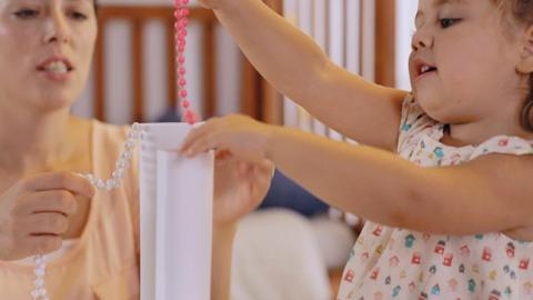 Juego para la coordinación ojo-mano de tu bebé