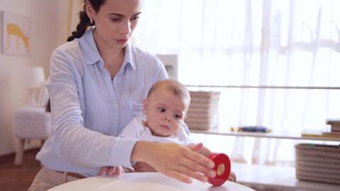 Estimulación de aprendizaje para tu bebé