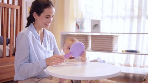 Estimulación temprana del área social para tu bebé