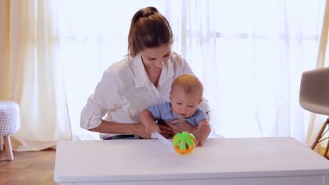 Actividad cognitiva para tu bebé