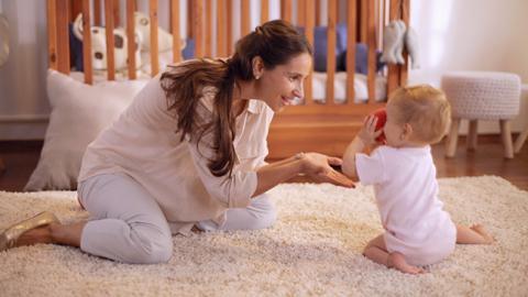 Actividad socio-emocional para tu bebé 12 a 24 meses