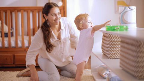 Estimulación para bebés 10 meses