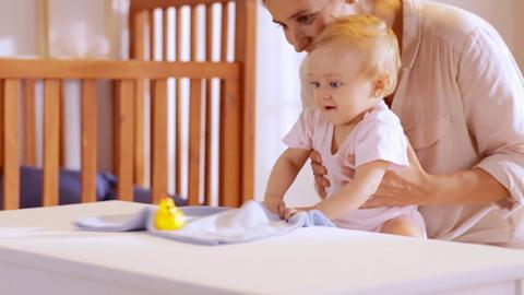 Juego para estimular la inteligencia de tu bebé