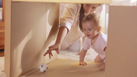 desarrollo motriz en bebés de 11 meses