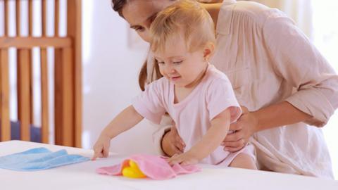 Estimulación para bebés de 12 meses