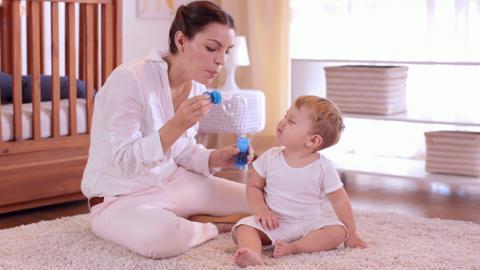 estimulación adecuada para tu bebé