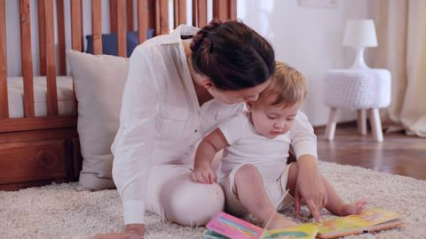 Juego para el desarrollo del lenguaje de tu bebé