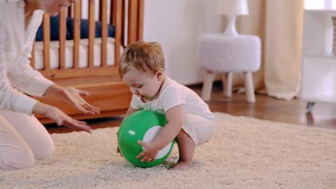 Juego para el equilibrio de tu bebé