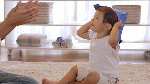 Ejercicios motrices para bebes de 12 a 24 meses