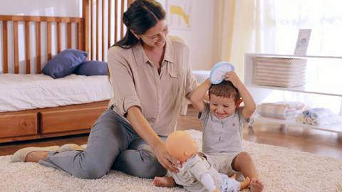 Juego para la estimulación del lenguaje en tu bebés