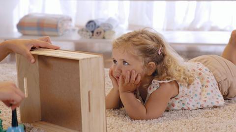 Juego de estimulación auditiva para bebés