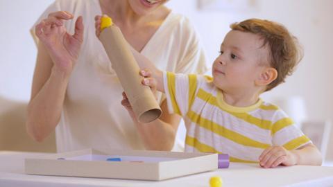 Actividad para el desarrollo de coordinación en niños