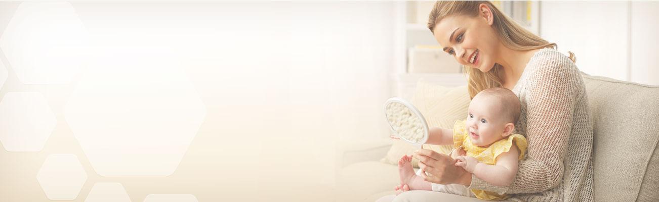 Desarrollo para tu bebé mes a mes