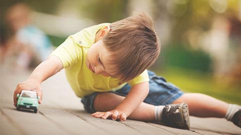 Desarrollo físico en niños